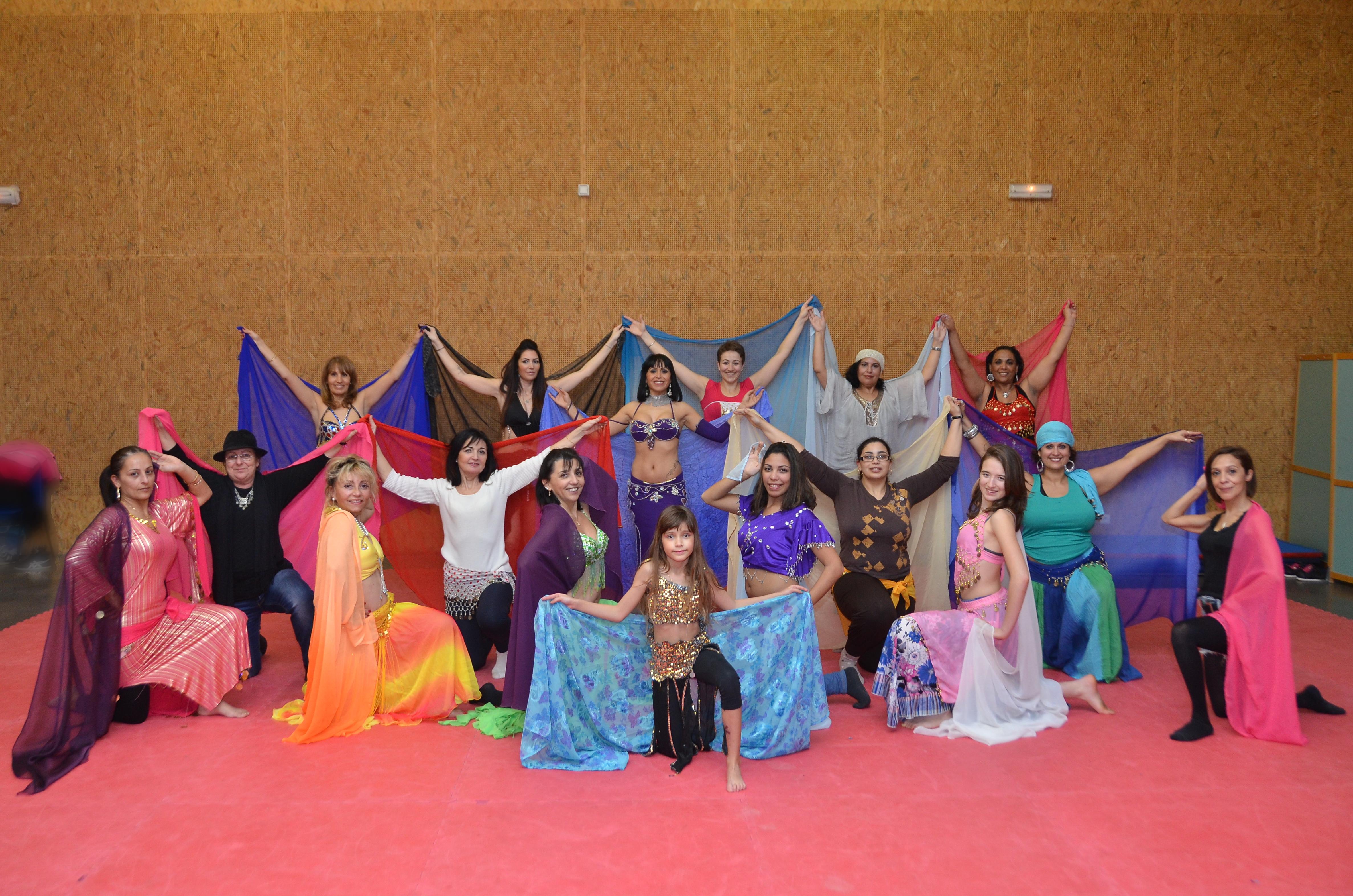 Stage danse orientale 2015 a la seyne sur mer